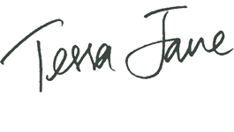 Tessa Jane signature
