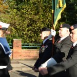 Remembrance Sunday Parade 2013
