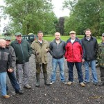 Clay Pigeion Shooting 29th June 2014