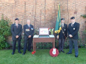 Clumber Park Memorial Service 7th July 2015